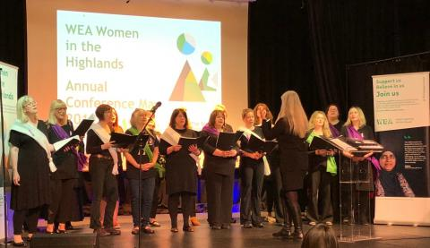 WEA Women in the Highlands Conference